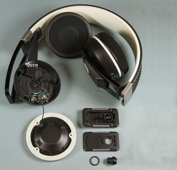 casque audio ouvert