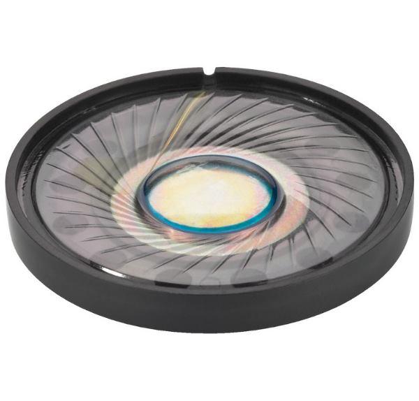 cone à membrane d'un casque audio